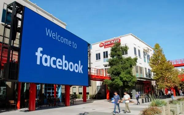 """""""Oficinas"""" de Facebook"""